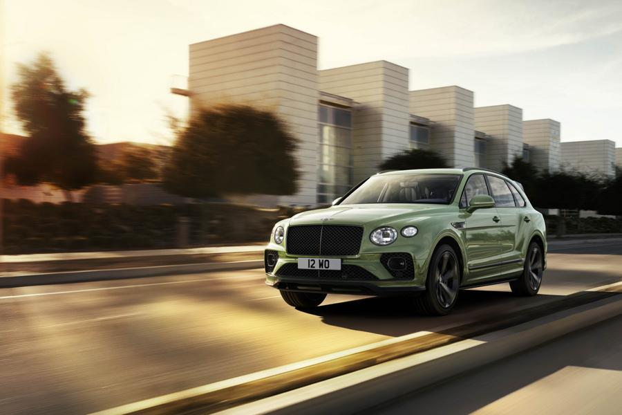 2020 Bentley Bentayga Luxus SUV Facelift Tuning 2 2020 Bentley Bentayga Luxus SUV mit 550 PS & 700 NM!