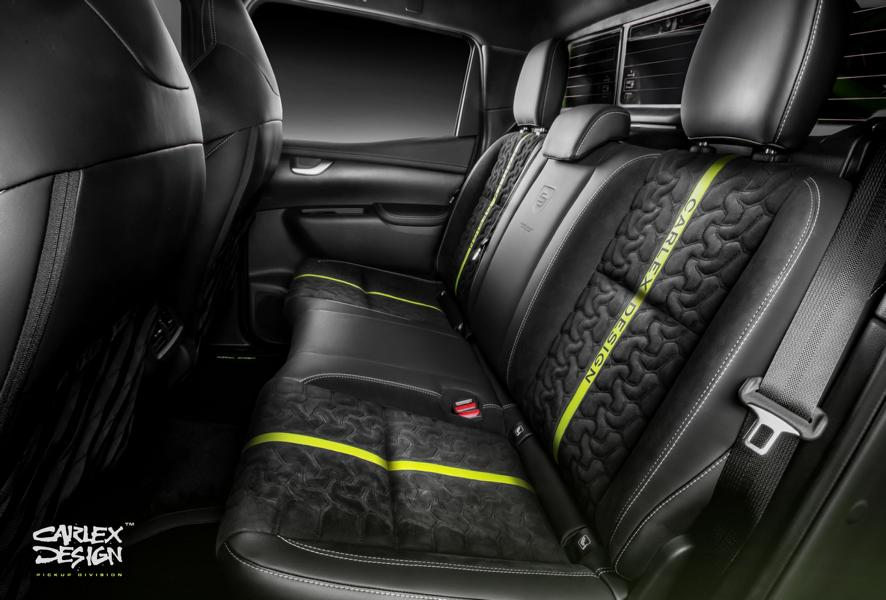 2020 Carlex Design Mercedes X class exy extreme W470 10 Alcantara as interior equipment? You have to know that!