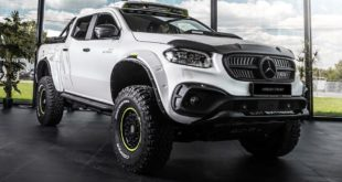 2020 Carlex Design Mercedes X Class exy extreme W470 Header 310x165 Carlex Mercedes X Class EXY as Racing Green Edition!