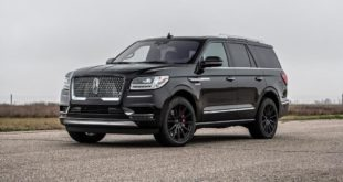 2020 Lincoln Navigator HPE600 Hennessey Performance Hennessey 310x165 2020 Lincoln Navigator HPE600 von Hennessey Performance!