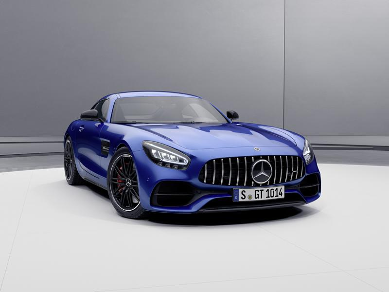 2020 Mercedes AMG GT Coupé Roadster Tuning C 190 3 2020 Mercedes AMG GT Coupé & Roadster mit 530 PS!