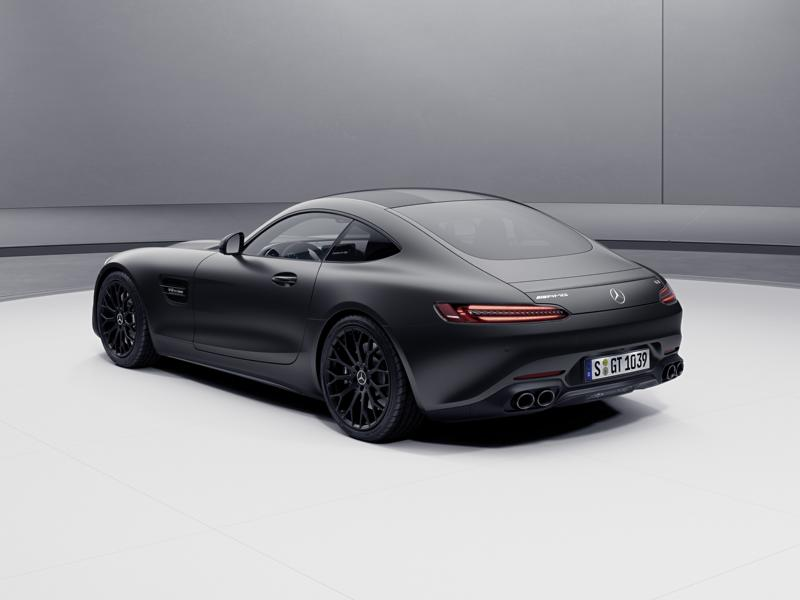 2020 Mercedes AMG GT Coupé Roadster Tuning C 190 7 2020 Mercedes AMG GT Coupé & Roadster mit 530 PS!