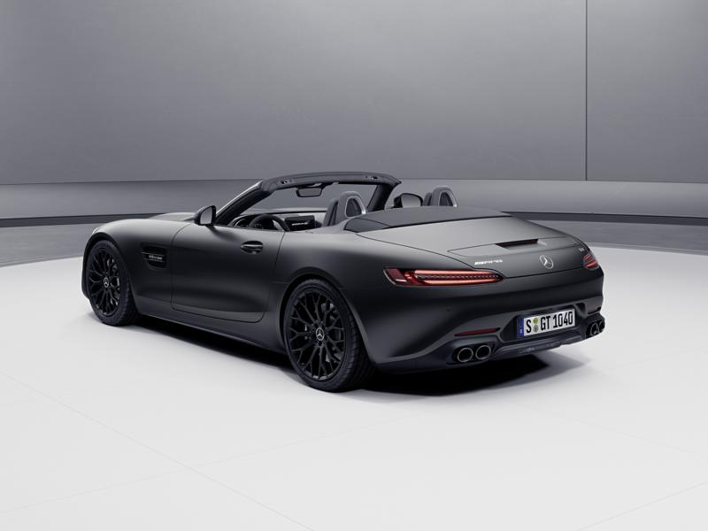 2020 Mercedes AMG GT Coupé Roadster Tuning C 190 8 2020 Mercedes AMG GT Coupé & Roadster mit 530 PS!