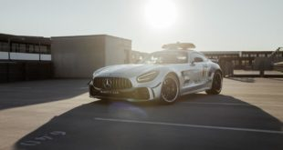 2020 Mercedes AMG GT R FIA F1 Safety Car 1 310x165 2020 Mercedes AMG GT R als offizielles FIA F1 Safety Car