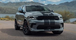 2021 Dodge Durango SRT Hellcat V8 310x165 2021 Dodge Durango SRT Hellcat mit 719 PS & 654 NM!