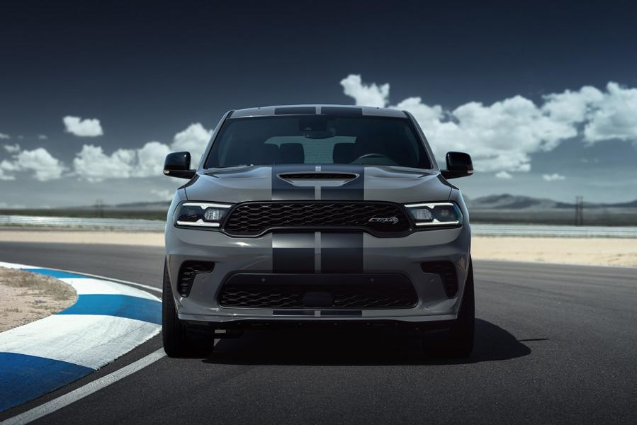2021 Dodge Durango SRT Hellcat V8 Kompressor 10 2021 Dodge Durango SRT Hellcat mit 719 PS & 654 NM!