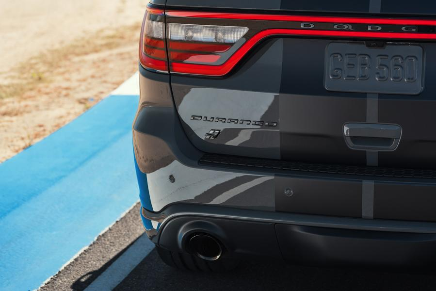 2021 Dodge Durango SRT Hellcat V8 Kompressor 36 2021 Dodge Durango SRT Hellcat mit 719 PS & 654 NM!