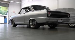 680 HP Chevrolet Nova SS Kompressor Restomod 310x165 Video: Offroad Package am +600 HP Nissan GT R (R35)