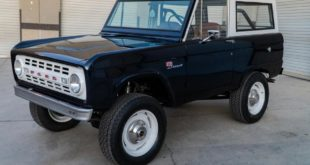 770 PS Shelby V8 Restomod Ford Bronco Restomod Tuning 3 310x165 Video: 770 PS Shelby Power im klassischen Ford Bronco!
