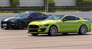 800 HP Shelby GT500 vs. 900 HP Shelby GT350 310x165 Video: 800 HP Shelby GT500 vs. 900 HP Shelby GT350!