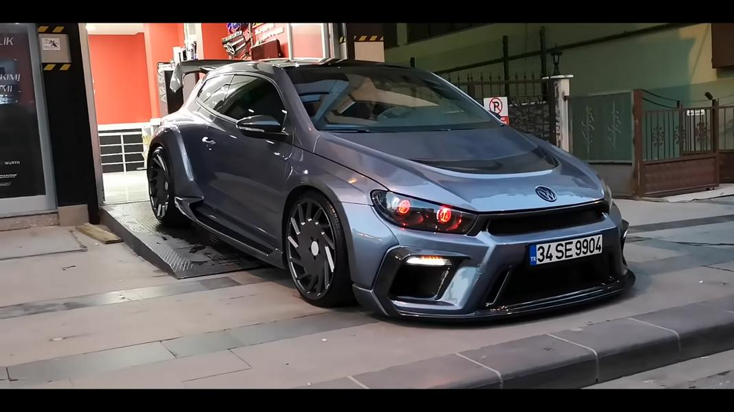 Aspec PPV430R VW Scirocco 20 Zoll Vossen VLE 1 Tuning 3 Video: Aspec PPV430R VW Scirocco auf 20 Zoll Vossen Alus!