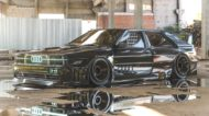 Audi Ur quattro Widebody 10 190x106 2020 Widebody Audi Ur quattro with side pipes & turbofans