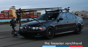 "BMW E39 M5 ""Ranch Hand 310x165 Video: BMW E39 M5 ""Ranch Hand"" als 400 PS Kamerawagen!"