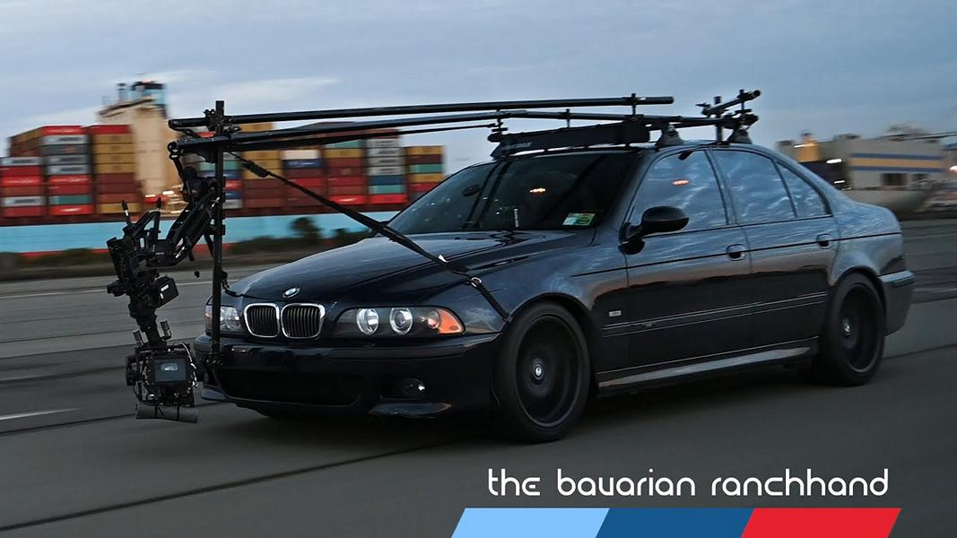 "BMW E39 M5 ""Ranch Hand Video: BMW E39 M5 ""Ranch Hand"" als 400 PS Kamerawagen!"