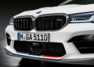 BMW M Performance Parts M5 Competition F90 Tuning 22 135x96 BMW 5er (G30) & M5 (F90) LCI mit M Performance Parts