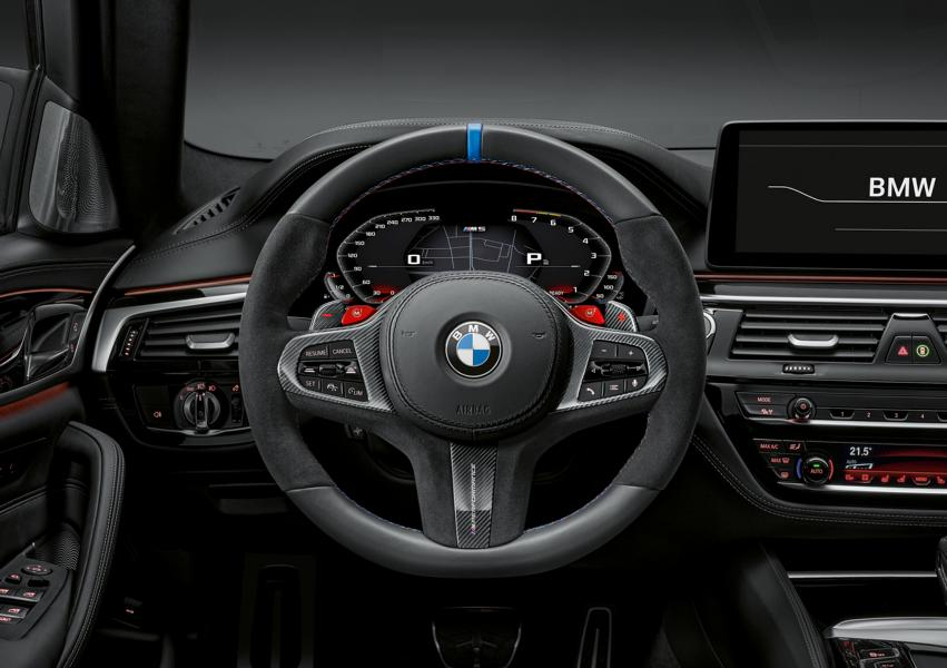 BMW M Performance Parts M5 Competition F90 Tuning 27 BMW 5er (G30) & M5 (F90) LCI mit M Performance Parts