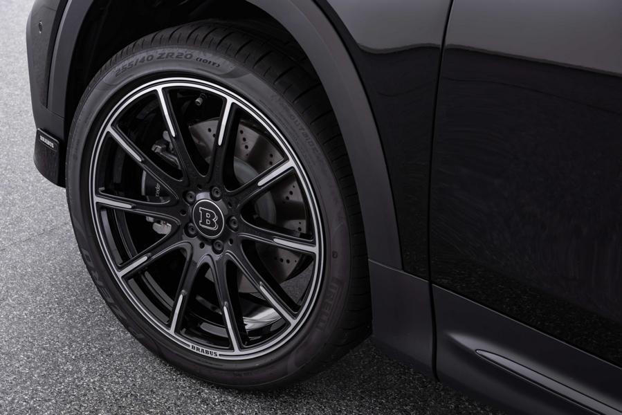 BRABUS Mercedes GLB Klasse X 247 Tuning 13 Erklärung! Was sagen die Reifenbezeichnungen aus?