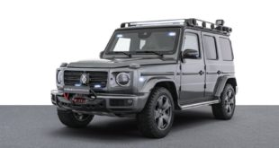 Brabus protection class VR6 Plus ERV Mercedes G class W463A Tuning 35 310x165 Brabus protection class VR6 Plus ERV for the Mercedes G class!