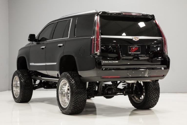 Cadillac Escalade Höherlegung 750 PS Kompressor Tuning 11 Was es bei der Fahrzeugeinfuhr in die USA zu beachten gibt!