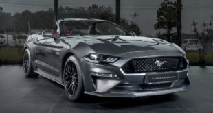 Carlex Design Interior 2020 Ford Mustang Cabriolet Tuning 11 310x165 Carlex Mercedes X Class EXY as Racing Green Edition!