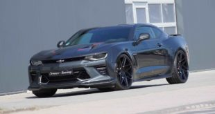 "Chevrolet Camaro SS Senner Special Edition Header 310x165 520 PS und eine böse Optik   Senner Tuning Camaro SS ""fifty"""
