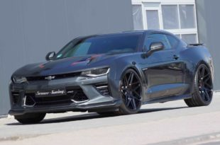 "Chevrolet Camaro SS Senner Special Edition Header 310x205 520 PS und eine böse Optik   Senner Tuning Camaro SS ""fifty"""