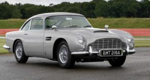 Continuation Car 2020 Aston Martin DB5 Goldfinger Header 310x165 Continuation Car   2020 Aston Martin DB5 Goldfinger!