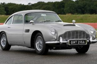 Continuation Car 2020 Aston Martin DB5 Goldfinger Header 310x205 Continuation Car   2020 Aston Martin DB5 Goldfinger!