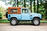 Defender 90 Replika OCC V8 Tuning 1 155x103 OCC Land Rover Defender 90 Replika mit V8 in Himmelblau!
