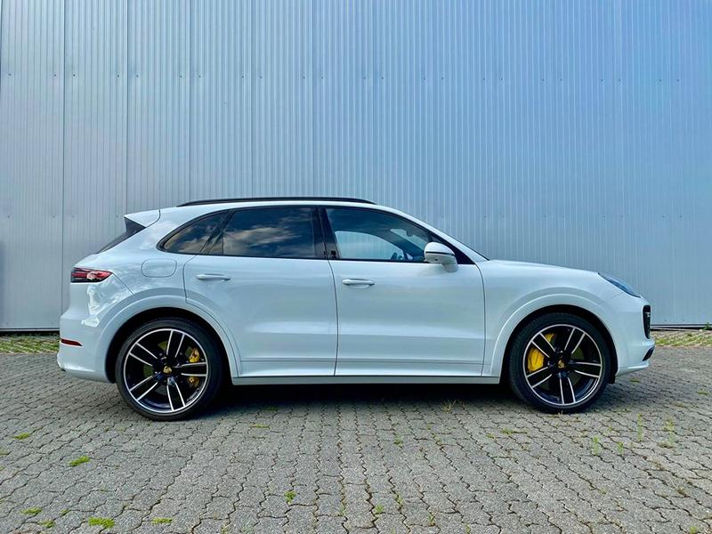 HGP Porsche Cayenne Turbo PO536 Tuning Stage 2 1 HGP Porsche Cayenne Turbo mit 962 PS & 1.250 NM!