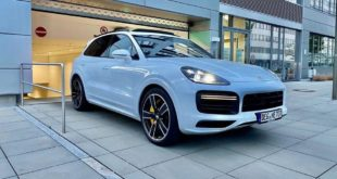 HGP Porsche Cayenne Turbo PO536 Tuning Stage 2 Header 310x165 HGP Porsche Cayenne Turbo mit 962 PS & 1.250 NM!