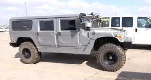 Hummer H1 Fake mit Ford Triebwerk 2 310x165 Video: Kurios   Hummer H1 Fake mit Ford Triebwerk!
