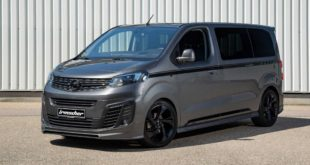 "Irmscher is3 ""Black Phantom"" Opel Zafira Vivaro 5 310x165 Irmscher is3 ""Black Phantom"" auf Basis des Opel Zafira!"