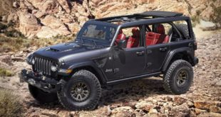 Jeep Wrangler Rubicon 392 Concept V8 Tuning  310x165 Video: Kleiner Honda Fit (Jazz) als ultimativer Offroader!