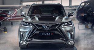 KHANN Kühlergrill LEXUS LX HRS SPORT 310x165 Bodykits & Felgen für Lexus und Toyota vom Tuner KHANN!