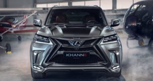 KHANN K%C3%BChlergrill LEXUS LX HRS SPORT 310x165 2021 Lexus LC 500 Cabriolet und Coupe mit Facelifting!