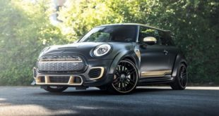 MINI John Cooper Works GP Manhart GP3 F350 Header 310x165 708 PS! Manhart MH4 GTR als getunte Champion Edition!