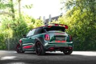Manhart GP3 F350 Mini JCW GP British Racing Green 13 190x127 MINI John Cooper Works GP als 350 PS Manhart GP3 F350