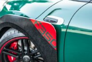 Manhart GP3 F350 Mini JCW GP British Racing Green 16 190x127 MINI John Cooper Works GP als 350 PS Manhart GP3 F350