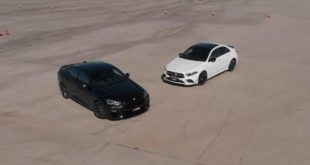 Mercedes AMG A35 Limo vs. BMW M235i Gran Coupe 310x165 Video: Mercedes AMG A35 Limo vs. BMW M235i Gran Coupe