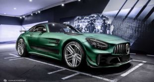 Mercedes AMG GT R Pro Tattoo Edition Carlex Design Tuning 2 310x165 Carlex Design Mercedes G Klasse Racing Green Edition!