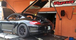 Mustang Coyote V8 Power im Porsche Cayman 310x165 Video: Mustang Coyote V8 Power im Porsche Cayman!
