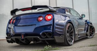 "Nissan GT R R35 GOJIRA SCL Widebody Kit Header 310x165 SCL Global Concept ""Diamant GT"" Mercedes AMG GT 63 S!"