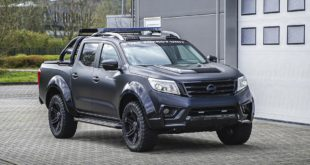 Nissan Navara Prior PDN1 Widebody Aerodynamik Kit 1 310x165 Audi 80 B3 Coupe Widebody Aero Kit / LIMITED by Prior!