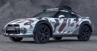 Offroad Package 600 HP Nissan GT R R35 Tuning 34 310x165 Video: Offroad Package am +600 HP Nissan GT R (R35)