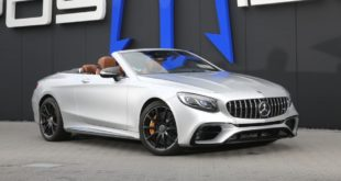 POSAIDON RS 830 Mercedes AMG S 63 A217 Cabriolet Header 310x165 Highspeed Luxusliner: POSAIDON RS 830+ Mercedes AMG S 63