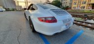 Porsche 911 1003 Carrera 4S OZ Leichtbaufelgen Tuning 190x90 Porsche 911 (997) Carrera 4S auf OZ Leichtbaufelgen!