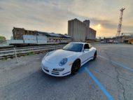 Porsche 911 1007 Carrera 4S OZ Leichtbaufelgen Tuning 190x143 Porsche 911 (997) Carrera 4S auf OZ Leichtbaufelgen!