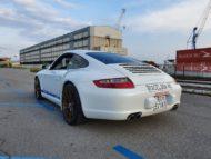 Porsche 911 1009 Carrera 4S OZ Leichtbaufelgen Tuning 190x143 Porsche 911 (997) Carrera 4S auf OZ Leichtbaufelgen!