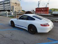 Porsche 911 1010 Carrera 4S OZ Leichtbaufelgen Tuning 190x143 Porsche 911 (997) Carrera 4S auf OZ Leichtbaufelgen!